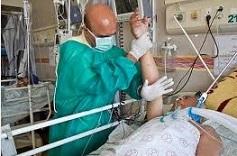فیزیوتراپی بیماران بستری