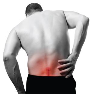 جلوگیری از کمر درد