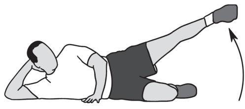 تمرین تقویت زانو