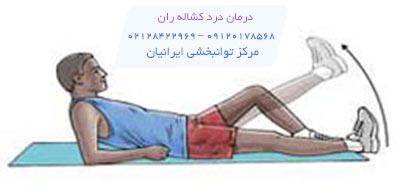 درمان درد کشاله
