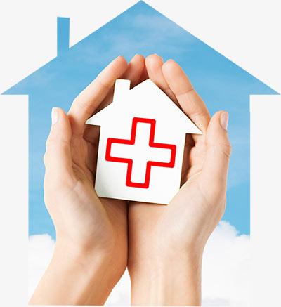 درمان در منزل